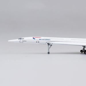 British Airways Concorde Metal Model - 1:400 Scale
