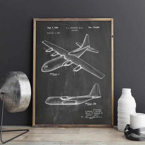 Airplane Poster