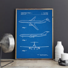 Load image into Gallery viewer, Boeing 777 Poster