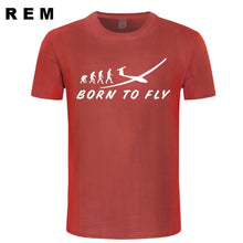 Load image into Gallery viewer, Born To Fly T-Shirt