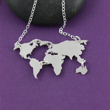 Load image into Gallery viewer, World Necklace