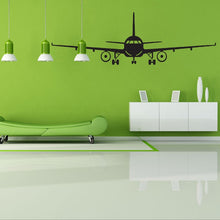 Load image into Gallery viewer, Airplane Wallsticker