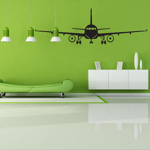 Airplane Wallsticker