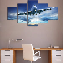 Load image into Gallery viewer, HD Airplane canvas art