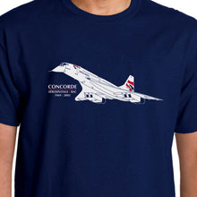 Load image into Gallery viewer, Concorde T-Shirt