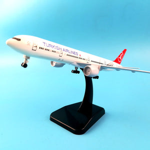 Turkish Airlines B777