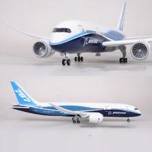 Load image into Gallery viewer, Boeing B787-8 Resin Model - 1:130 scale