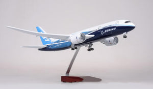 Boeing B787-8 Resin Model - 1:130 scale
