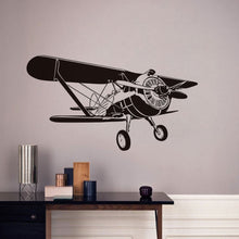 Load image into Gallery viewer, Airplane Wall Sticker