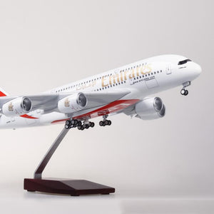 Emirates Airbus A380 Resin Model - 1:160 scale