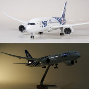 ANA Boeing B787 Resin Model - 1:130 scale