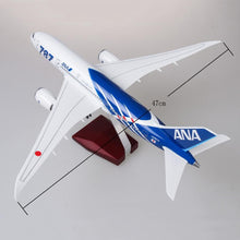 Load image into Gallery viewer, ANA Boeing B787 Resin Model - 1:130 scale