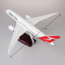 Load image into Gallery viewer, Qantas Boeing B787-8 Resin Model - 1:130 scale