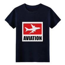 Load image into Gallery viewer, Aviation T-Shirt