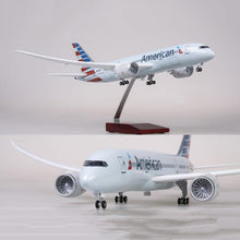 Load image into Gallery viewer, American Airlines Boeing B787-8 Resin Model - 1:130 scale