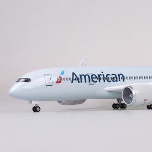 American Airlines Boeing B787-8 Resin Model - 1:130 scale