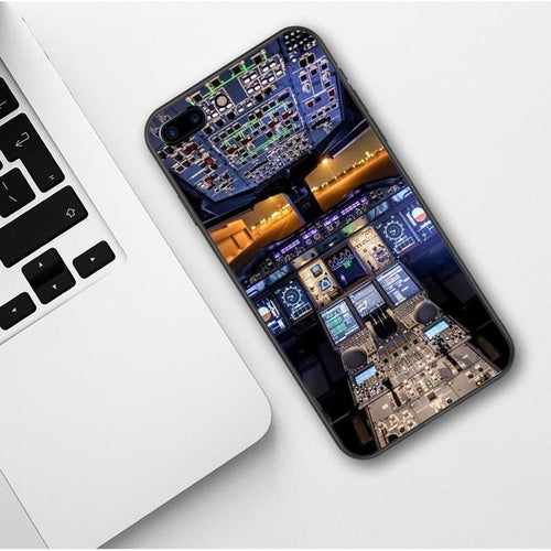 Cockpit Phone Case