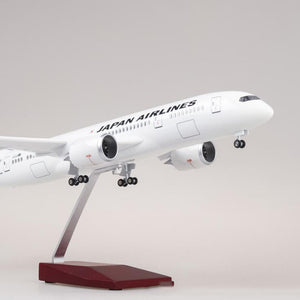 Japan Airlines Boeing B787 Resin Model - 1:130 scale