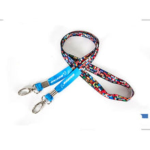 Load image into Gallery viewer, Boeing World National Flag Lanyard