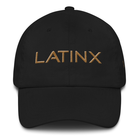 LATINX CAP GOLD