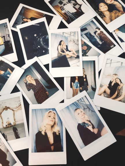 Chapter One // Polaroids