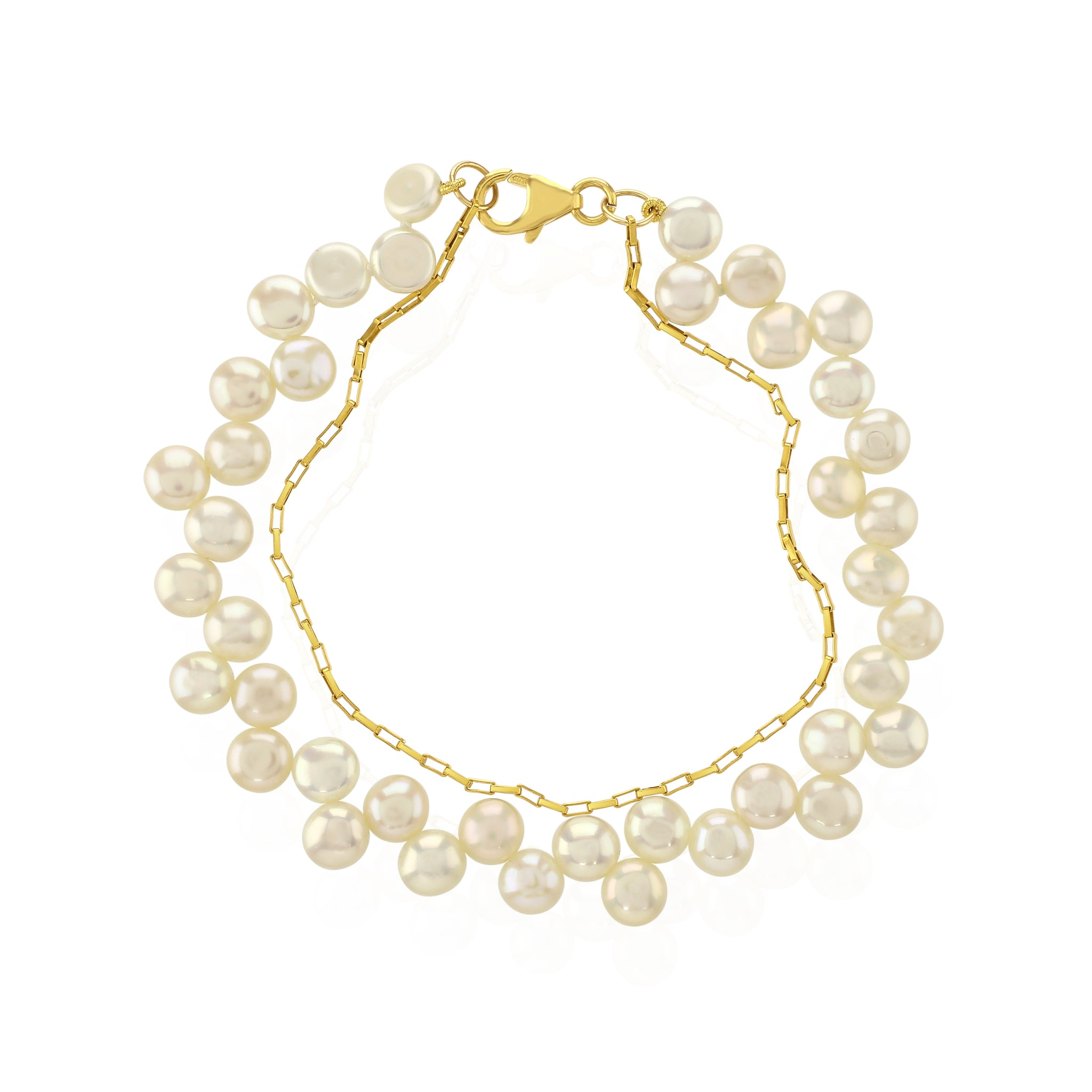 Sondr London - The Harmony Pearl Bracelet