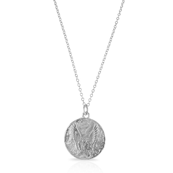Sondr London - The Leap of Faith necklace - Sterling silver