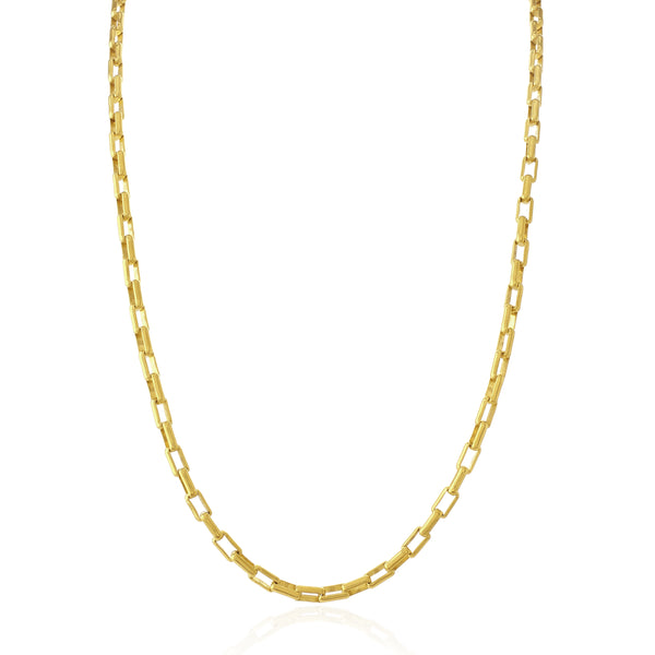 Sondr London - The Libre Chain Necklace - Gold