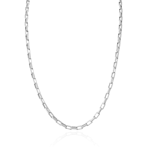Sondr London - The Libre Chain Necklace - Silver