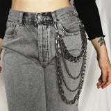 Chunky Multilayer Pant Chain