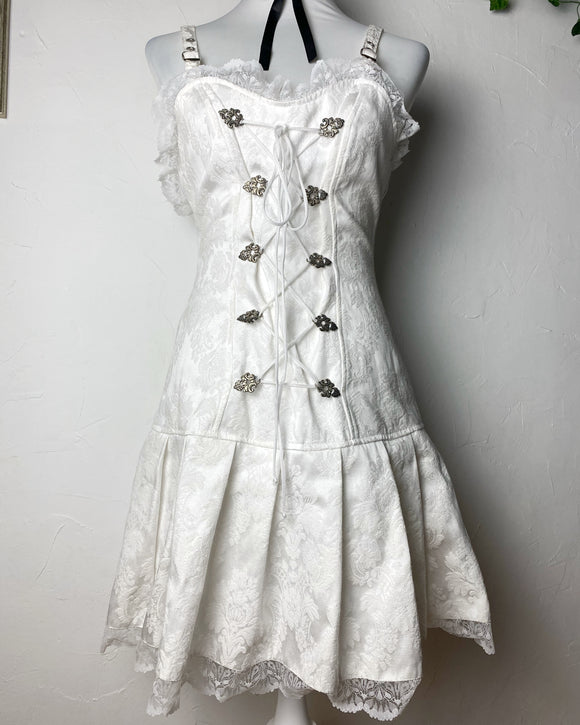 White Doll Dress