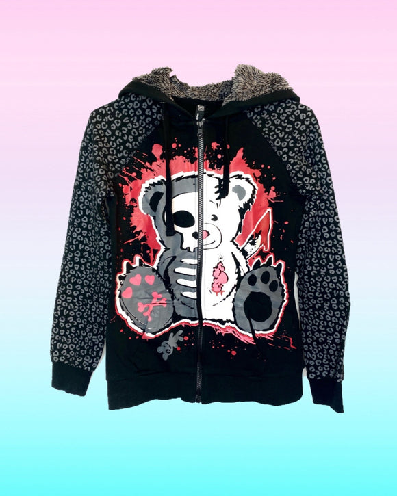 Emo Teddy Jacket XS