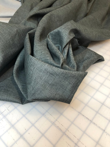 Woven: Solid Charcoal