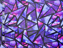 Load image into Gallery viewer, Athletic Knit: Geometric Space (16.2 recycled plastic bottles)