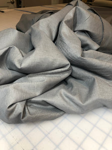 Woven: Solid Light Gray