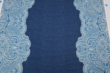Load image into Gallery viewer, Athletic Knit: Lace Border  (16.2 recycled plastic bottles)