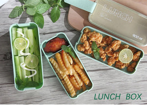 LunchBox® - Marmita Biodegradável + Brinde
