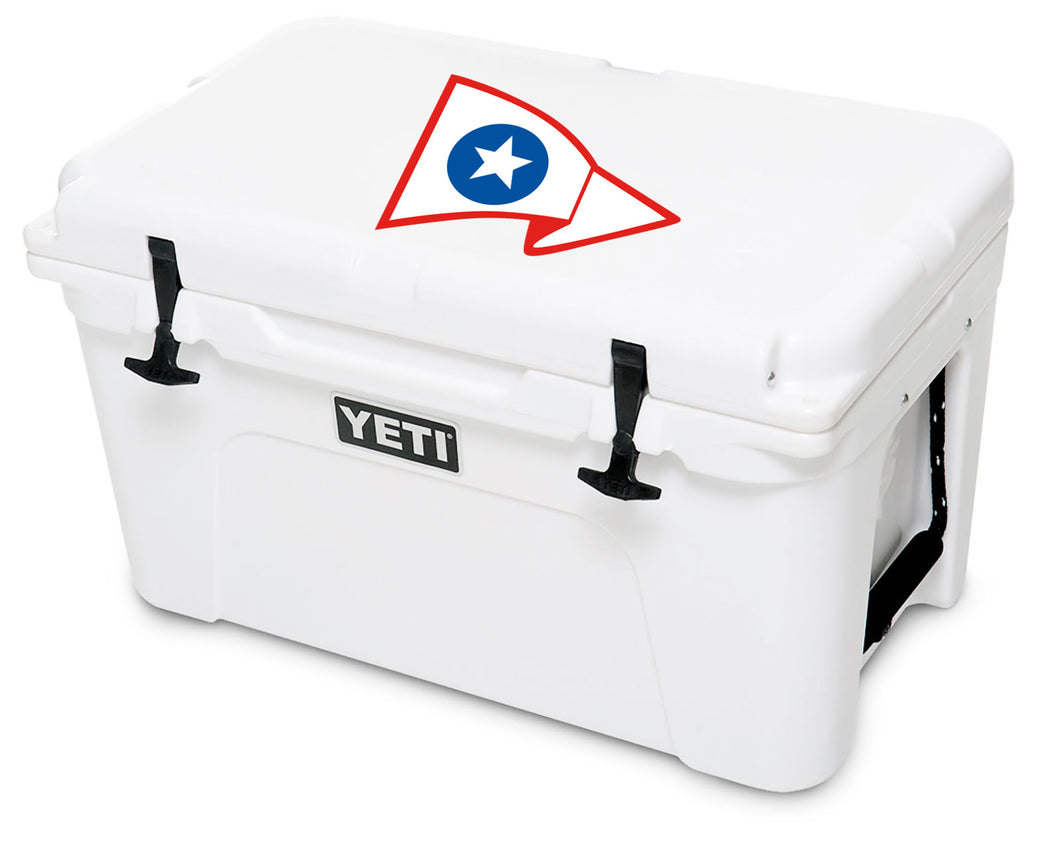 YETI Custom Tundra 45 Hard Cooler