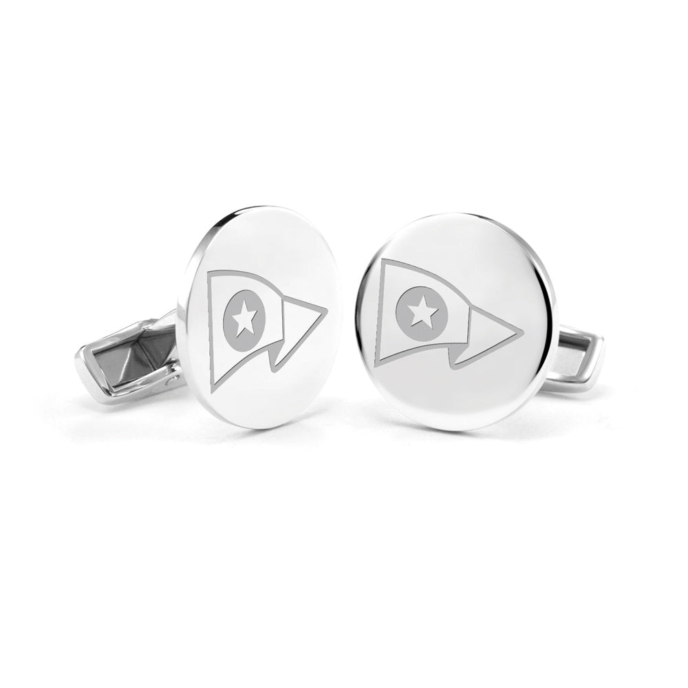 M.LaHart & Co. NYC Sterling Silver Cufflinks