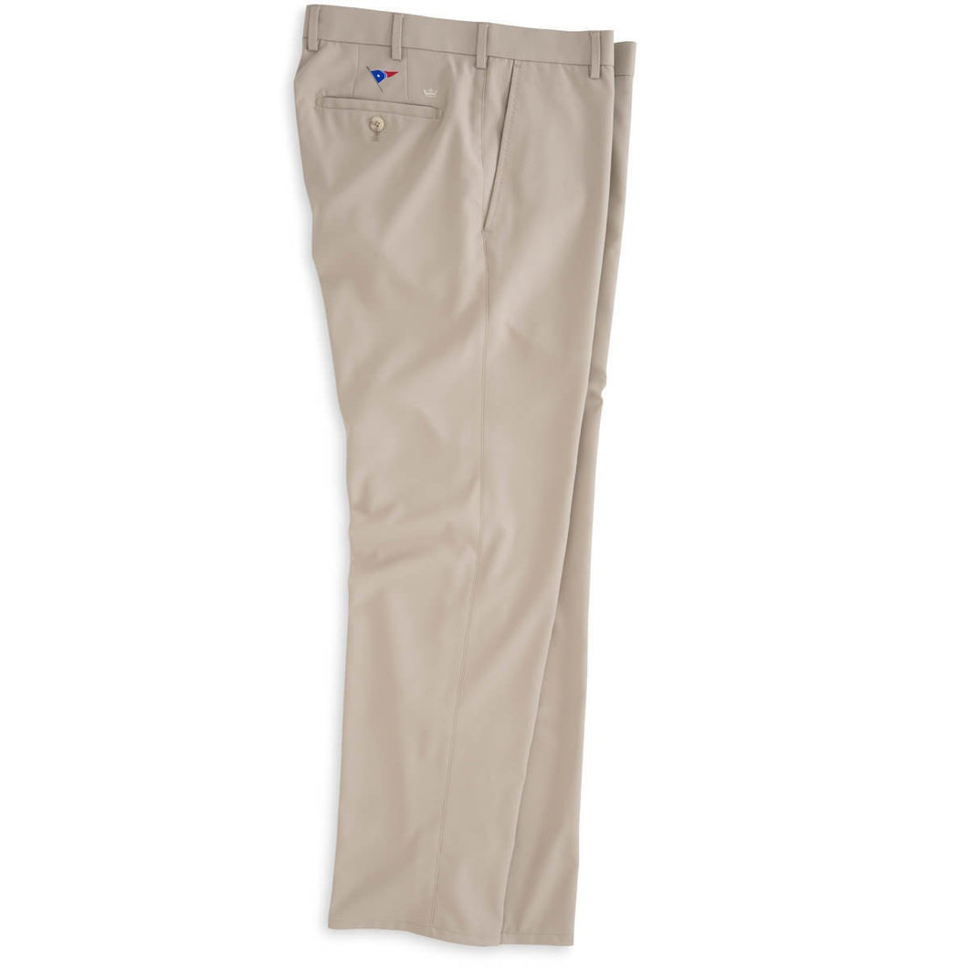 Peter Millar Men's Durham High Drape Performance Pant