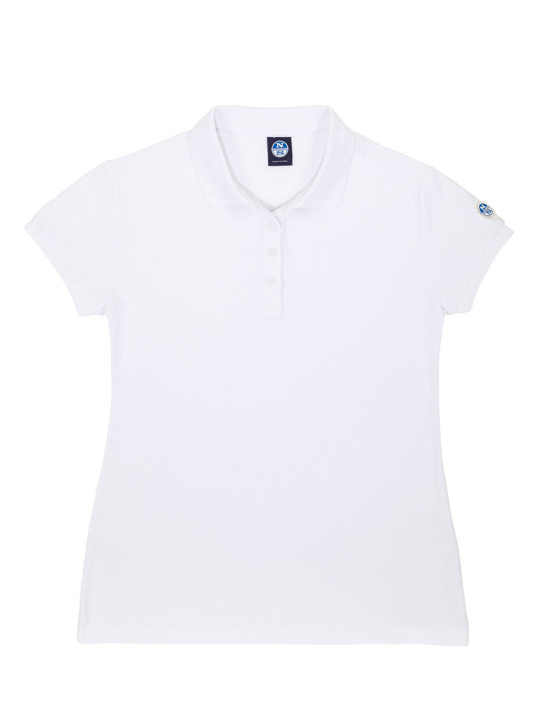 North Sails Womens Tactel Polo