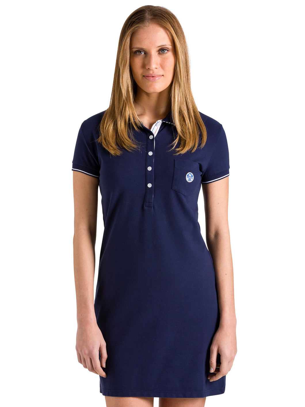 North Sails Womens Polo Dress