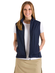 North Sails Womens Shore Softshell Vest