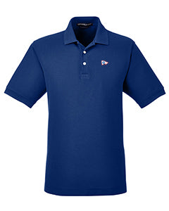 NYC Men's Pima Pique Cotton Polo