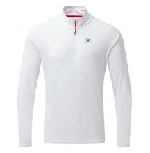 Gill Men's UV Zip Neck Polo