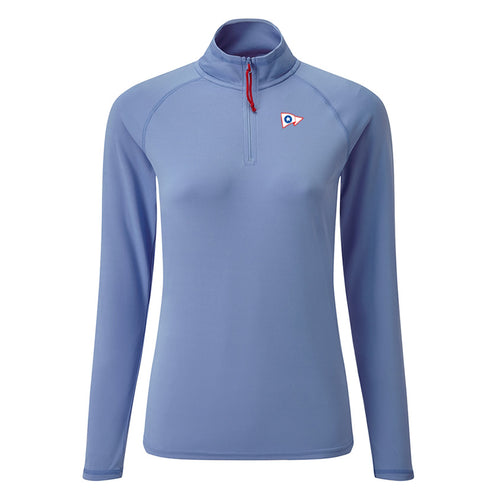 Gill Women's UV Zip Neck Polo