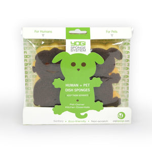 1 Pack of Yogi Sponge Human/Dog