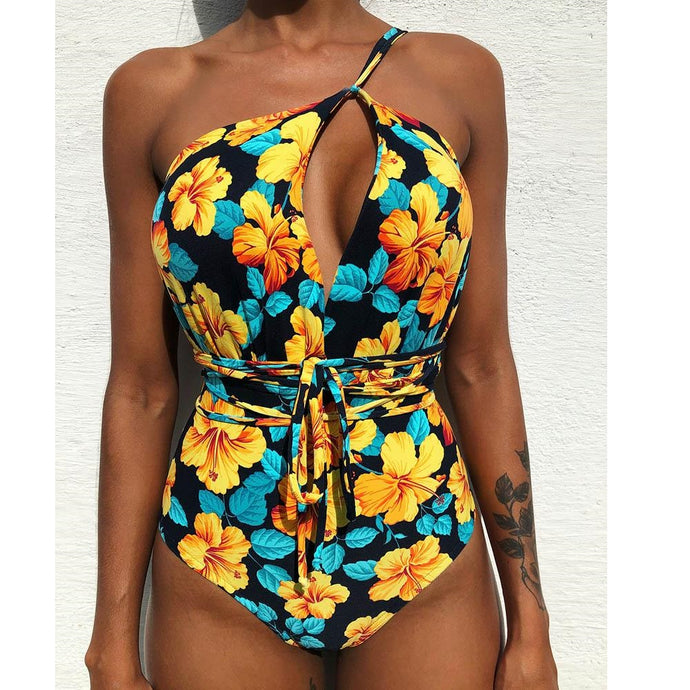Different Styles Lace Up Monokini