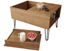 Load image into Gallery viewer, Bau cofee table with removable tray