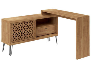 Frizz 1.20 versatile desk wit country design